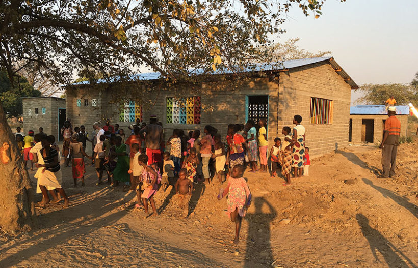 nursery school in malawi