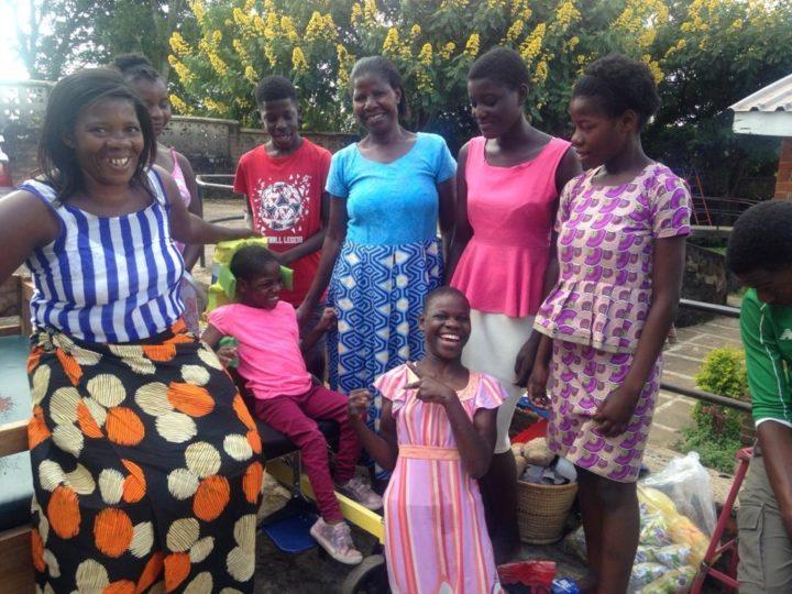 Thoko And New Family