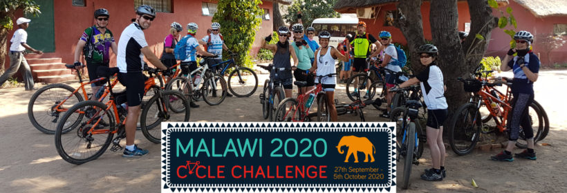 Africa Charity Cycle Challenge 2020