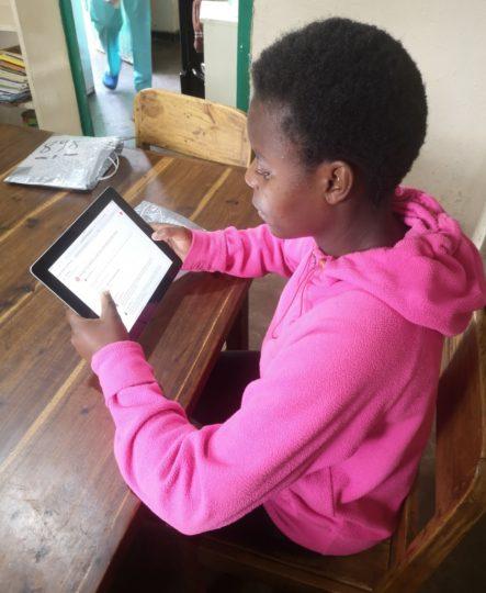 E Learning Chikondi Gwc I Pads