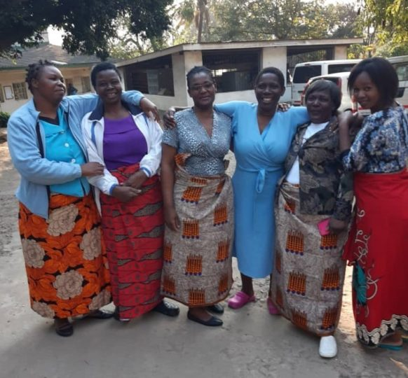 mums in blantyre infant home