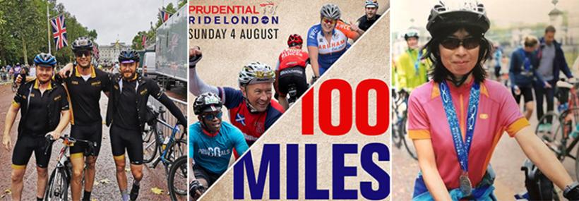 Prudential RideLondon-Surrey 100