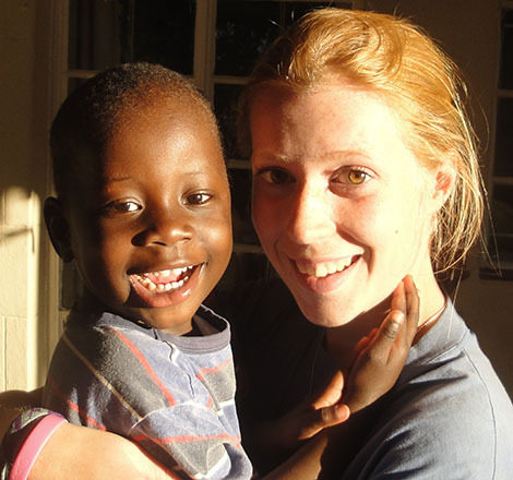 Becky's Volunteer Story: A new side to Malawi