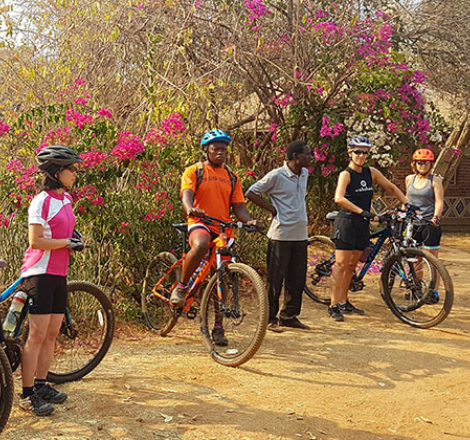 Cycle Malawi Interview with Ben Walls