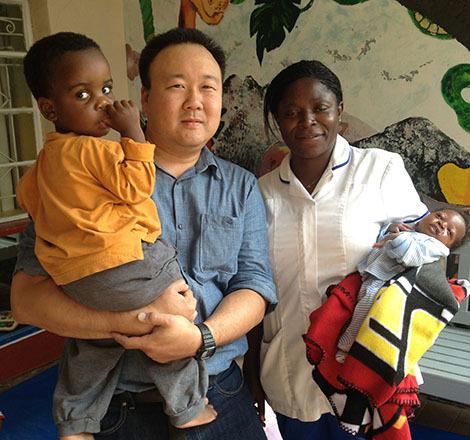 Volunteer Experiences: Dr Kim