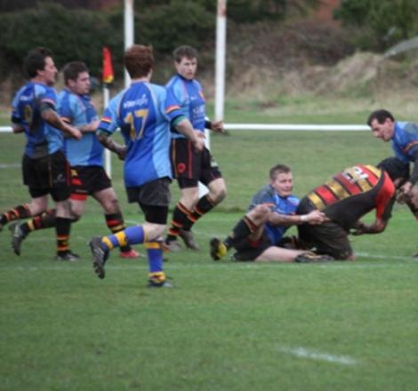 Harrogate Rugby Club Charity Match