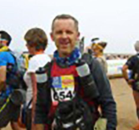 Congrats to Stephen Hobbs - The Marathon Des Sables