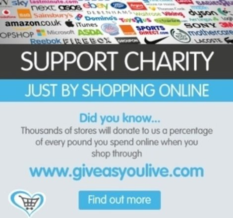 Give As You Live & Support Open Arm Malawi