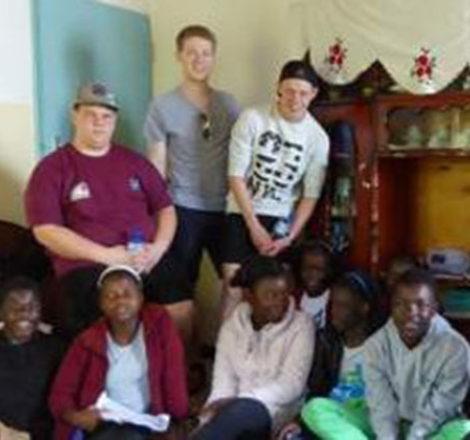 Enrich Youth Project Visit