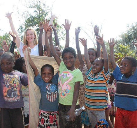 My Malawi story ~ Isobel Waller