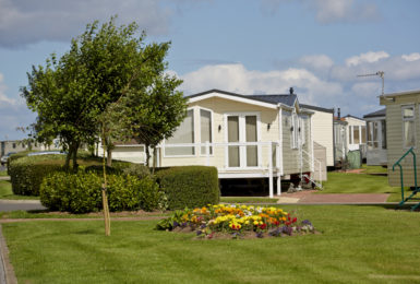 Amble Links Coastal Retreat and Holiday Park wins VisitEngland Award