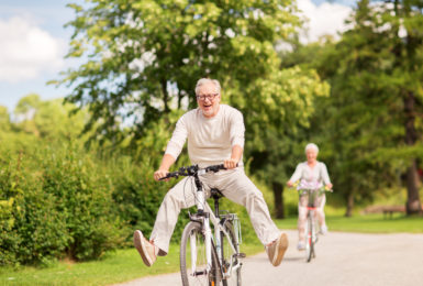 National Bike Week: There's Time to Get in the Saddle at Park Leisure