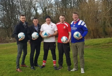 Foot Golf now open at Brynteg
