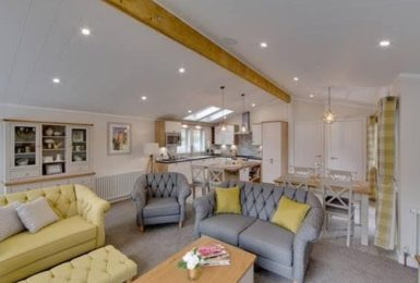 Stunning New Luxury Lodge Development at Malvern View