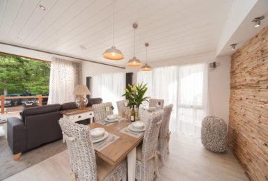 Luxury New Super Lodges at Plas!