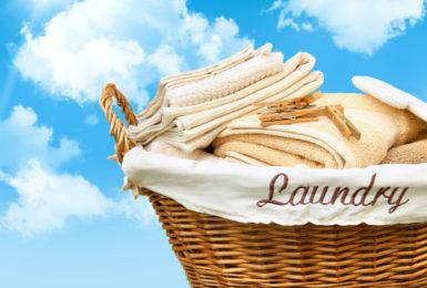 Launderette Makeover