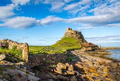 Lindisfarne Holy Island