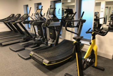 New gym facility launched at Amble Links