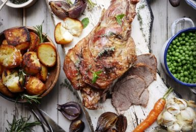 Break Free On-Park: How To Make A Delicious Easter Roast