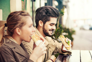 British Sandwich Week: Time to Tuck in to a Tasty Sandwich with Park Leisure
