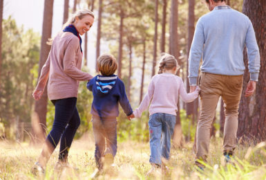 Time to Unwind - 4 Reasons to Get Outside this World Wellbeing Week