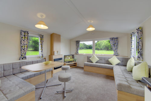 It's here!  The New 2018 Willerby Links *Exclusive to Park Leisure*