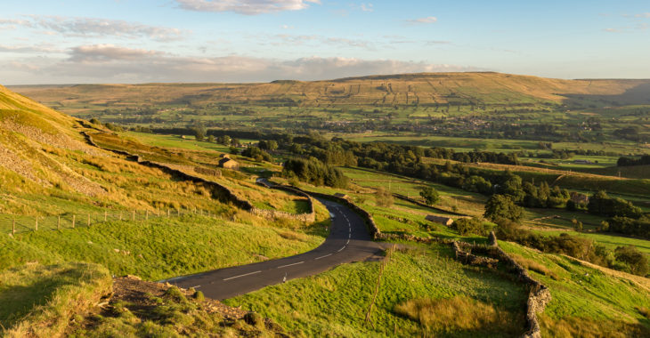 Chantry is the perfect place to explore the idyllic Yorkshire Dales