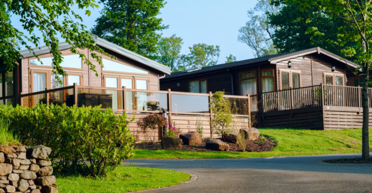 Our vision is to offer 5-star holiday parks with first class service
