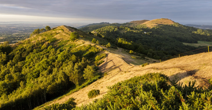 Escape to Malvern View - stunning scenery and an abundance of things to do