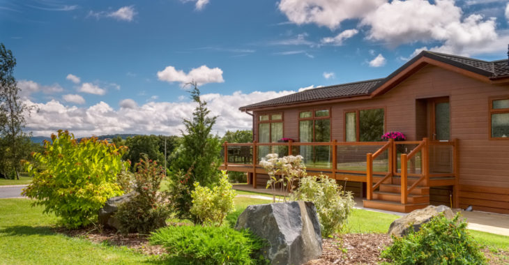 12 reasons to fall in love with a Park Leisure holiday home