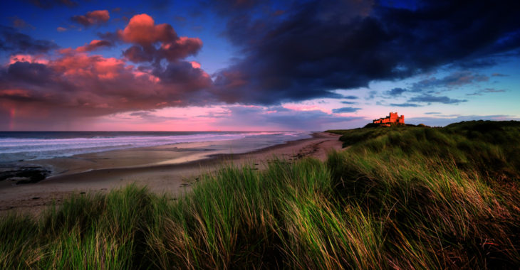 Break free to Amble - luxury holiday homes for fans of coast and country