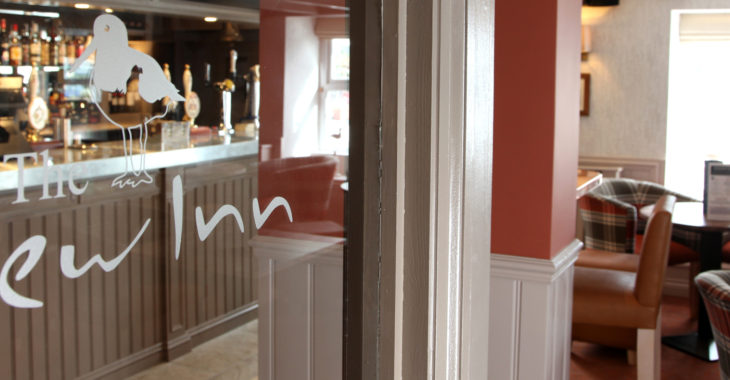 The New Inn, the home to delicious, locally sourced food