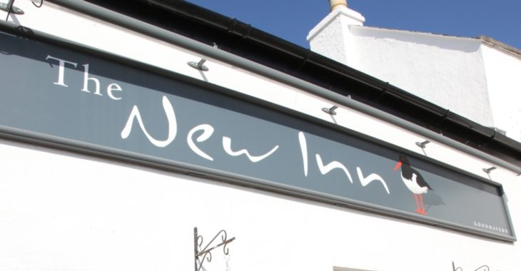 The New Inn, the home to delicious tradition cuisine