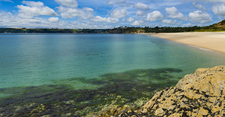 Keep the whole family entertained at Par Sands, Cornwall