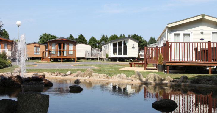 Luxury Holiday Homes for Sale at Par Sands, Cornwall