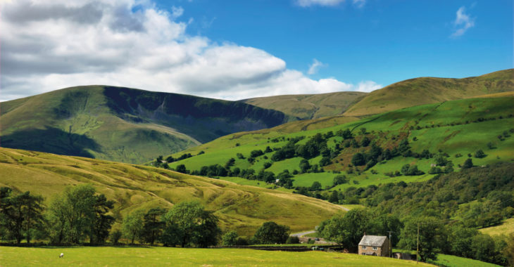 Discover luxury holiday homes in beautiful Littondale, Yorkshire.