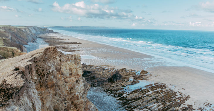Explore the stunning Cornish coast from a luxury holiday home at Pentire