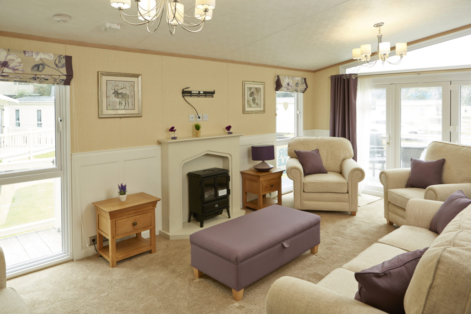 2016 pemberton glendale holiday home at malvern view park for Pemberton cabins