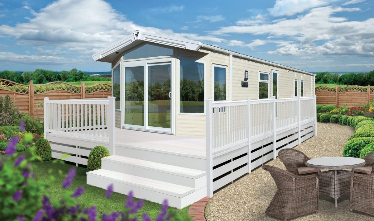 2015 ABI Park Leisure Holiday Home at Ribble Valley, Park