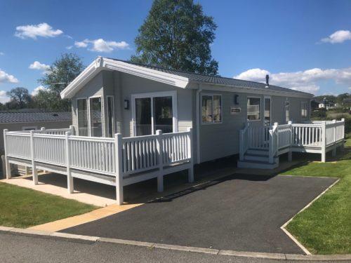 2018 Willerby Portland Lodge