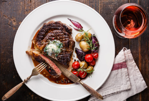 Steak Night - 2 for £25