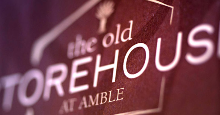 What's on at The Old Storehouse, Amble
