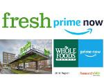 Amazon Fresh PrimeNow 2018