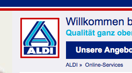 Aldi is preparing to trial online grocery retailing in the UK