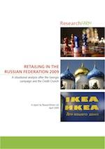 Retailing in Russia 2009