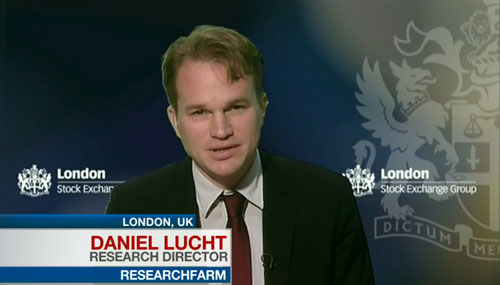 Our Research Director on TV