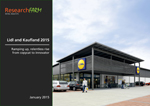 Lidl and Kaufland 2015: Ramping up, relentless rise from copycat to innovator