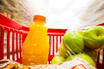 UK Online Grocery Market by quarter, market sizing