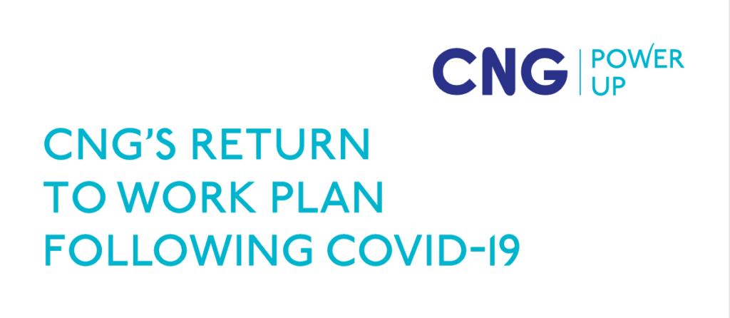 Cngs Return To Work Case Study