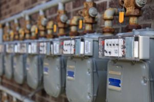 The impact of lockdown on business gas usage